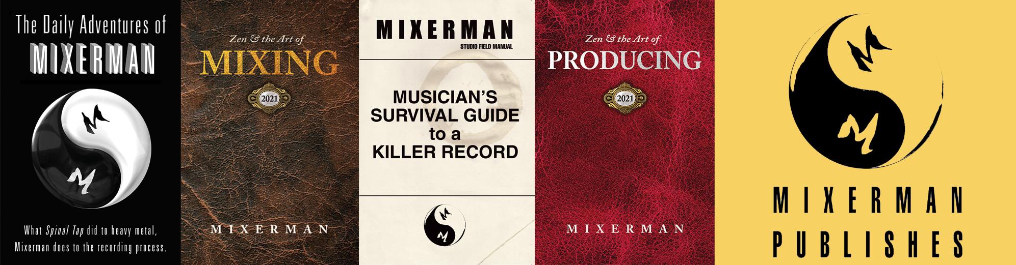MIXERMAN Blogcast